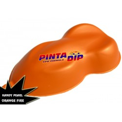 Spray PintaDip  Laranja Fire