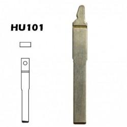 Carcaça comando Land Rover 2 botões