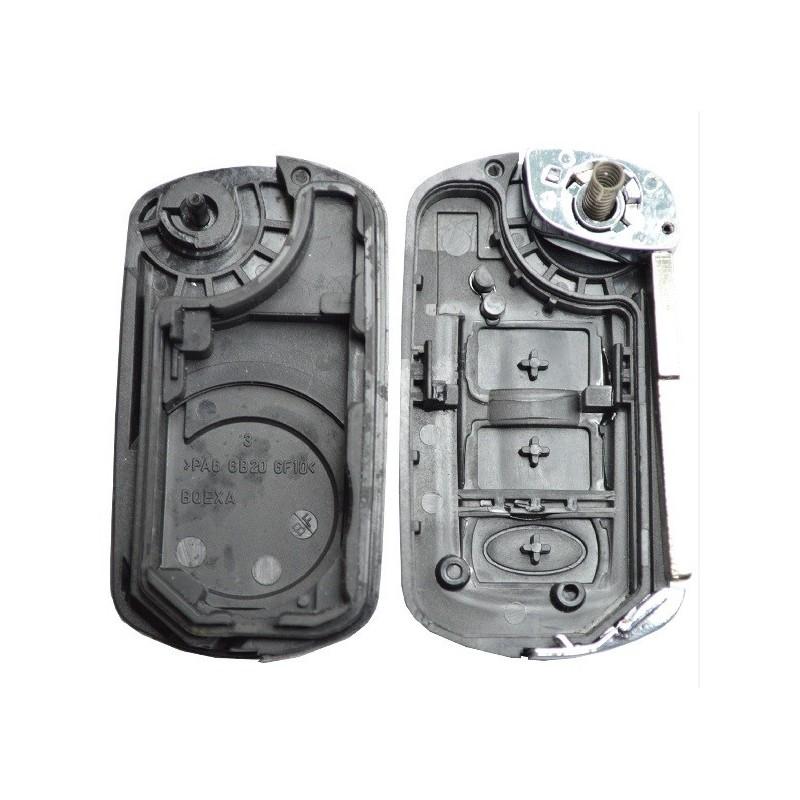 Conversão chave NE75 2 botões Land-Rover
