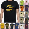 T-shirt Ayrton Senna Capacete