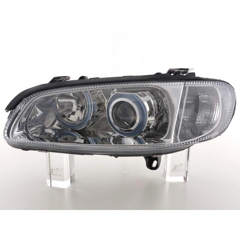 T-shirt Ford Fiesta MK1 Vermelho/Branco