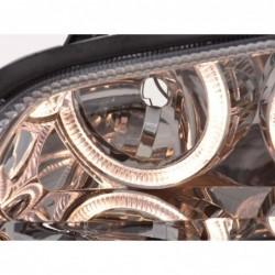T-shirt Ford Fiesta MK1 Azul/Branco