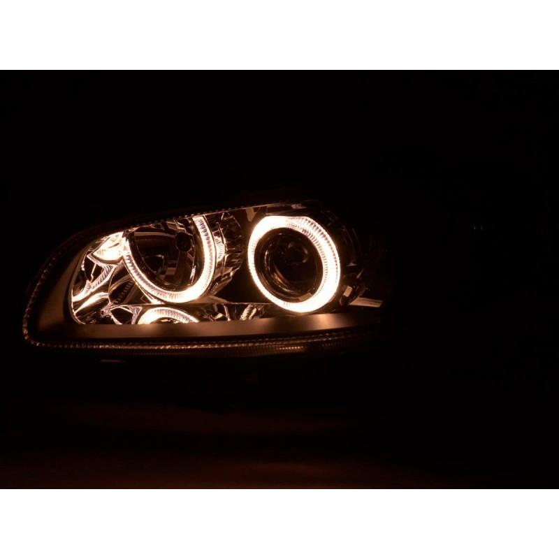 T-shirt BMW E36 Azul