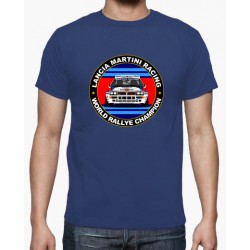 T-shirt LANCIA MARTINI RACING Azul