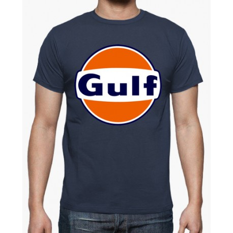 T-shirt GULF Azul