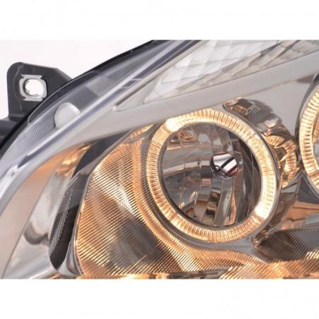 T-shirt Renault 5 Alpine Cartoon Azul
