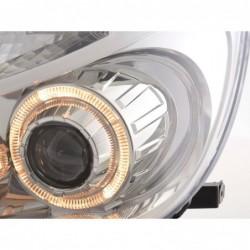 T-shirtFiat 600 Abarth Cartoon Cinza Rato
