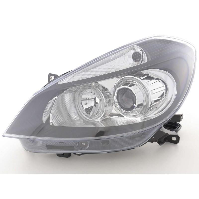 Carcaça Comando 3 botões Audi Seat Skoda VW