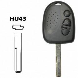 Caixa comando 3 botões Chevrolet Isuzu Hummer