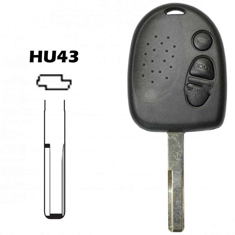 Caixa comando 4 botões Chevrolet Isuzu Hummer