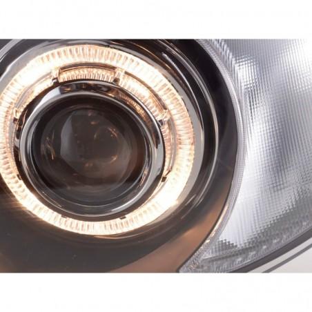 Volante Race 75 Preto / Preto 75mm