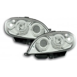 Farois Angel Eyes Citroen Saxo 00-02 Cromado
