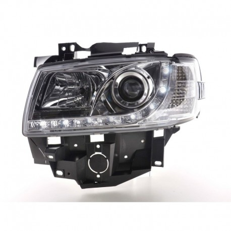 VW Bus T4 Daylight headlights LED DRL 96-03 Cromado
