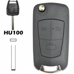 Botões de borracha chave comando Opel Chevrolet