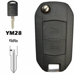 Caixa comando 2 botões Opel Chevrolet