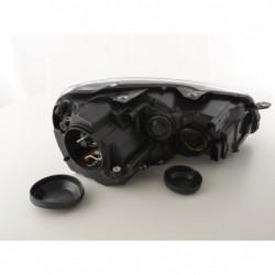 Daylight headlights with LED lightbar DRL look Audi A3 8P/8PA Yr. 03-08 black