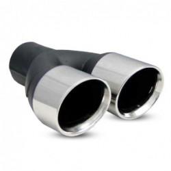 Angel Eyes headlights BMW 3er E36 saloon Yr. 92-98 black