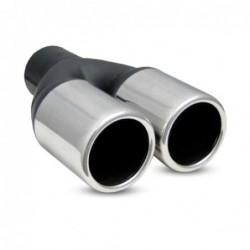 Angel Eyes headlights BMW 5er E39 Yr. 95-00 black