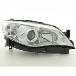 Spare parts headlight right Subaru Impreza (G3) Yr. 07-, chrome