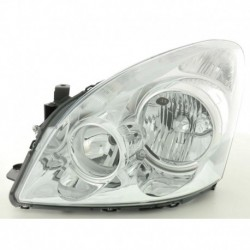 Spare parts headlight left Toyota Corolla Verso (R1) Yr. 04-09