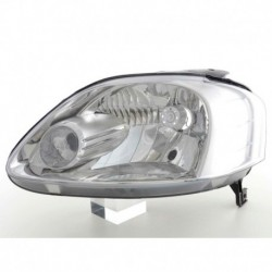 Spare parts headlight left VW Fox Yr. 05-