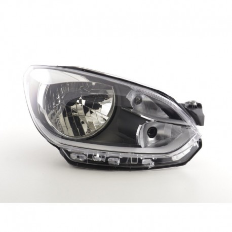 Spare parts headlight right VW up! Yr. from 2011 chrome