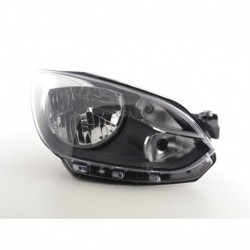 Spare parts headlight right VW up! Yr. from 2011 black