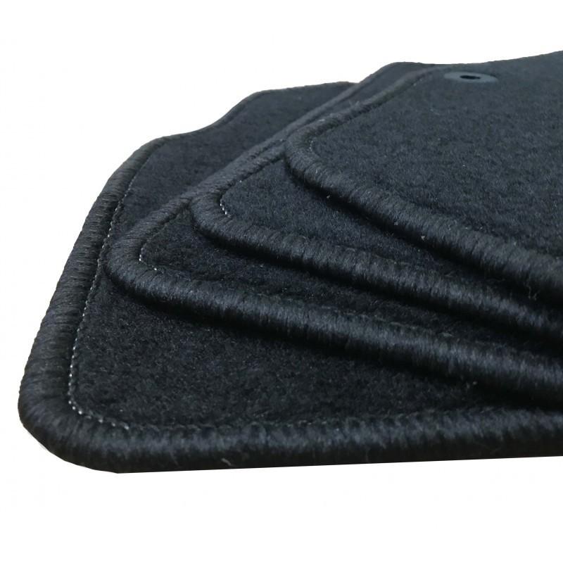 Spare parts headlight right Mazda 3 (BL) Yr. 09-, black