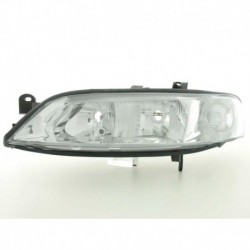 Spare parts headlight left Opel Vectra B Yr. 99-02