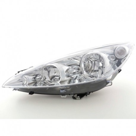 Spare parts headlight left Peugeot 308 Yr. 07-11