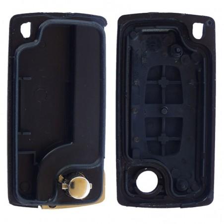 Renault Megane carcaça cartão 3 botões
