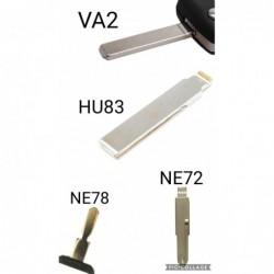 Renault Espace carcaça cartão 3 botões