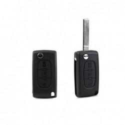 Renault Velsatis carcaça cartão 3 botões
