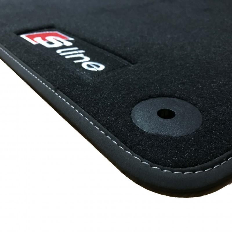 Tapetes para AUDI Q3 S-line Premium