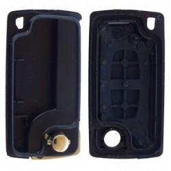 Renault carcaça chave comando 1 botão