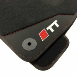 Tapetes de Couro AUDI TT (1998-2005)