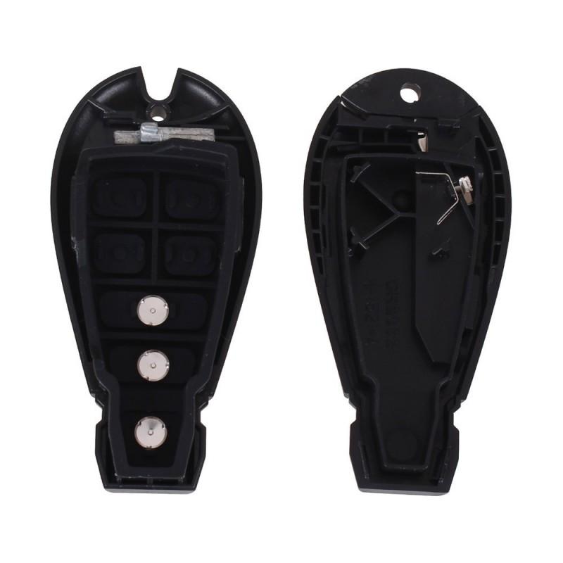 Capa silicone 3 botões porta bagagens PSA