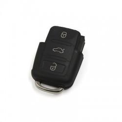 Carcaça para Comando 3 botões Volkswagen e Audi