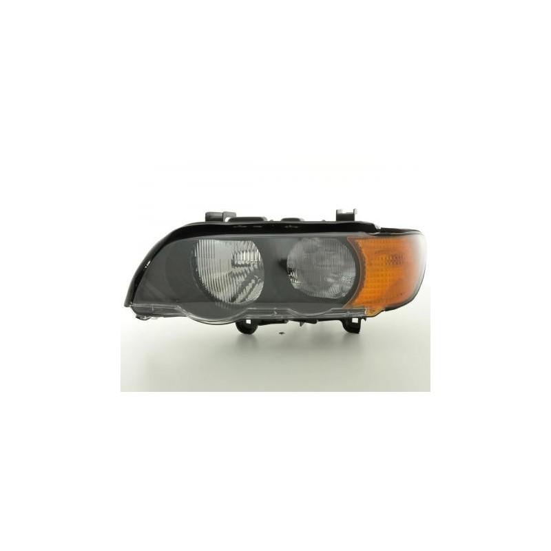 Farol Frontal Seat Ibiza 6L Esquerdo 02-06