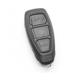 Carcaça comando keyless Ford 3 botões
