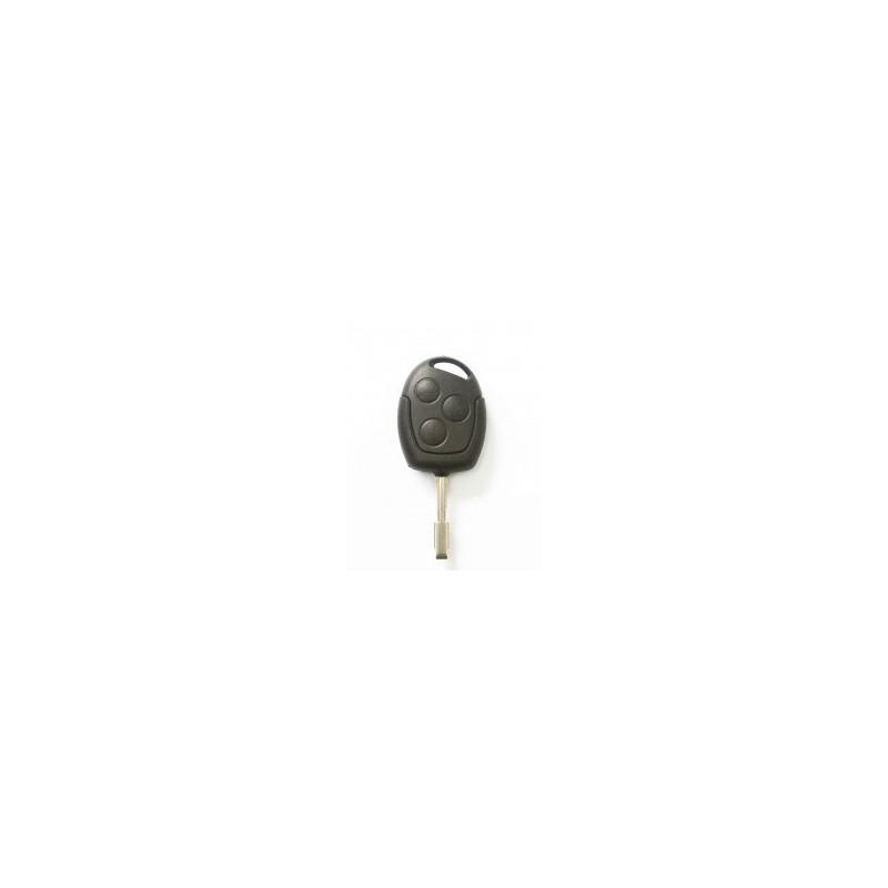 Carcaça comando SmartKey Ford 3 botões