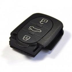 Botões de borracha para comando 3 botões Audi v3
