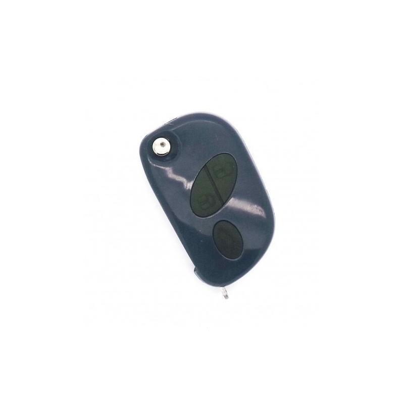 Carcaça comando 3 botões Mercedes HU64