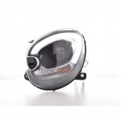 Farol Frontal Volvo S60 P2 Par Esquerdo Direito 00-04