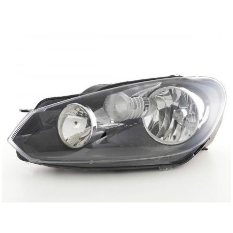 Farol Frontal VW Golf 6 Esquerdo