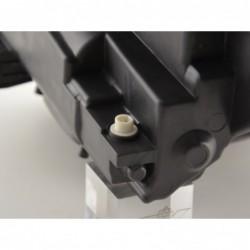 Conjunto 2 Backets Miami Napa Branco / Dourado