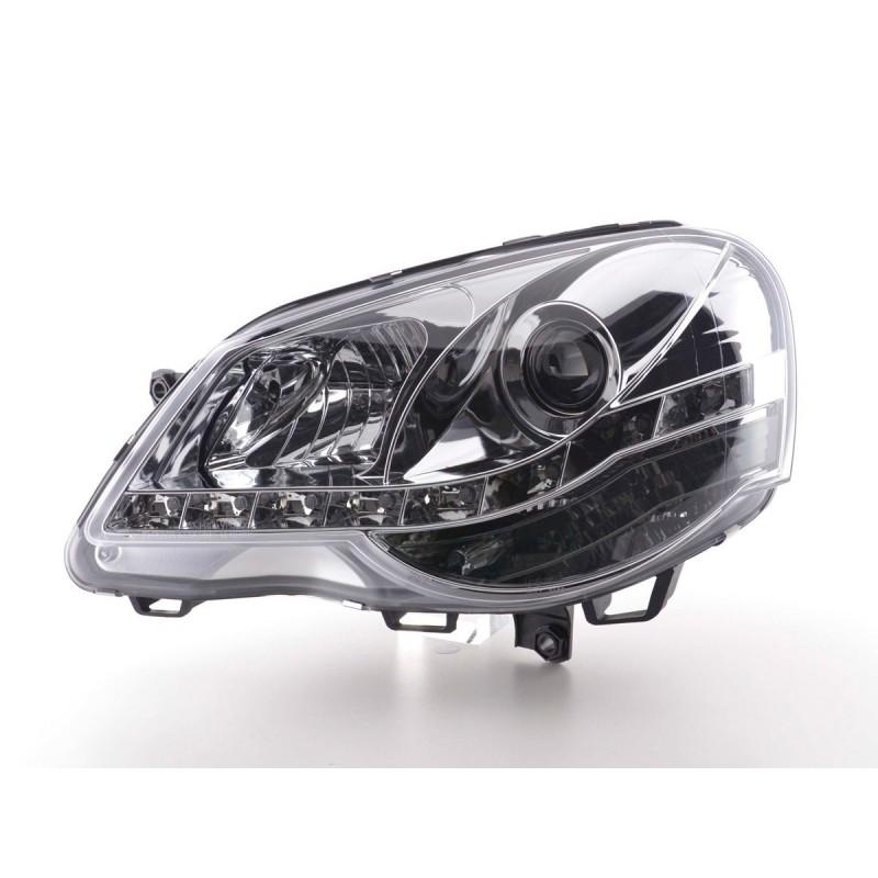 Conjunto 2 Backets Race 5 Amarelo / Preto