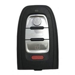 Carcaça chave comando 2 botões BMW HU58